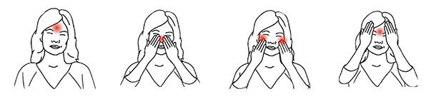 SUDAFED® Sinus Symptoms