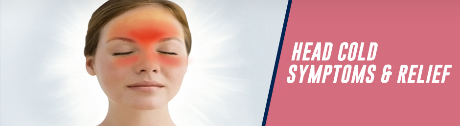 SUDAFED® Headcold Symptoms, Signs & Relief